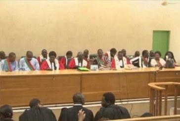 BURKINA FASO : Grève Illimitée Dans Le Secteur De La Justice