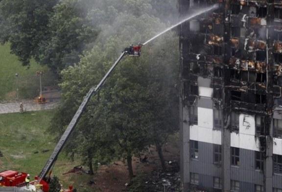 INCENDIE DE LONDRES: Le Bilan Des Décès Encore Revu À La Hausse