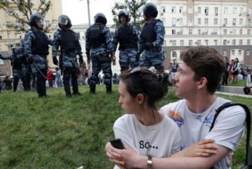 RUSSIE: Face Aux Manifestants, Poutine Choisit La Manière Forte