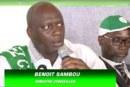 BENOIT SAMBOU AU CASA SPORT « Il Est Temps Pour Être Autonome »