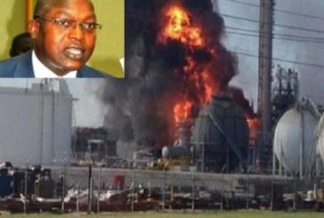 OUMAR GUEYE SUR L'EXPLOSION À Copelit Afrique : «L'usine Exerçait Dans L'illégalité»