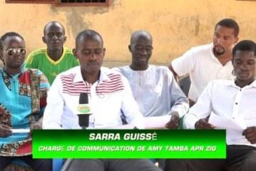 CRISE A L'APR A ZIGUINCHOR : Les Partisans D'Amy Tamba Vont Voter Contre BBY