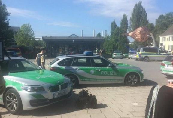 ALLEMAGNE: Des Blessés Par Balles Dans Une Gare Vers Munich