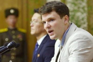 Otto Warmbier, l'étudiant américain libéré par Pyongyang, est décédé