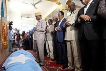 SOMALIE : LE SOLDAT RESPONSABLE DE LA MORT DU MINISTRE DES TRAVAUX ABDULLAHI SIRAJI CONDAMNÉ À MORT