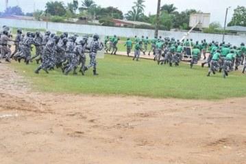 COTE D'IVOIRE : Attaque d'une gendarmerie à une quarantaine de km d'Abidjan