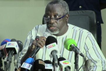 DERNIÈRE MINUTE : Le directeur de l'Office du Bac Babou Diaham vient de démissionner