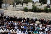 JÉRUSALEM: le vendredi de tous les dangers