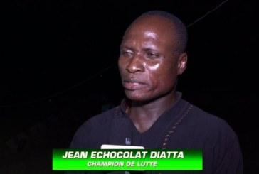 JEAN ECHOCOLAT DIATTA:«mon rêve pour la lutte en Casamance »
