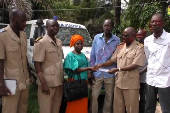 ZIGUINCHOR: Dix communes réceptionnent des ambulances médicalisées