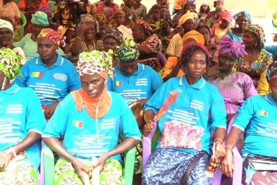 OUONCK : Les femmes, locomotives du combat contre la pauvreté