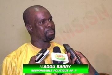 MAMADOU BARRY Dénonce la mauvaise foi de l'opposition