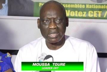 ZIGUINCHOR: Les candidats de C.E.T promettent de valoriser les produits de la Casamance