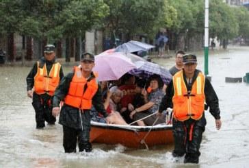 CHINE: Plus de 40 morts et disparus dans des inondations