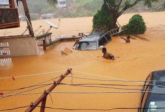 SIERRA LEONE: Des centaines de morts dans des coulées de boues à Freetown