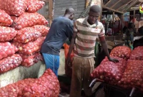 ZIGUINCHOR: Le prix de l'oignon monte en flèche