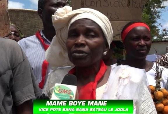 ZIGUINCHOR: Les «Bana-Bana» cogne contre le COSAMA