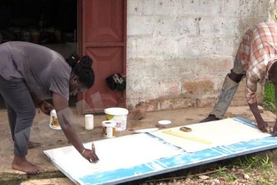 ZIGUINCHOR : L'art plastique ne nourrit pas son homme