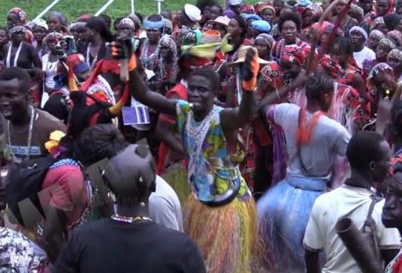 BOUKOUT 2017: Mandégane reçoit sa diaspora sur le chemin du bois sacré