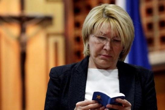 EX-PROCUREURE GENERALE DU VENEZUELA, la chaviste Luisa Ortega fuit en Colombie