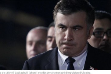 UkRAINE:Arrestation du frère de Mikheïl Saakachvili à Kiev