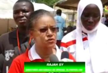 ZIGUINCHOR: La sante mentale au cœur des préoccupations de spécial OLYMPICS Sénégal