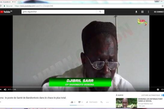 Bignona : le poste de Santé de Bandionkoto dans le coma