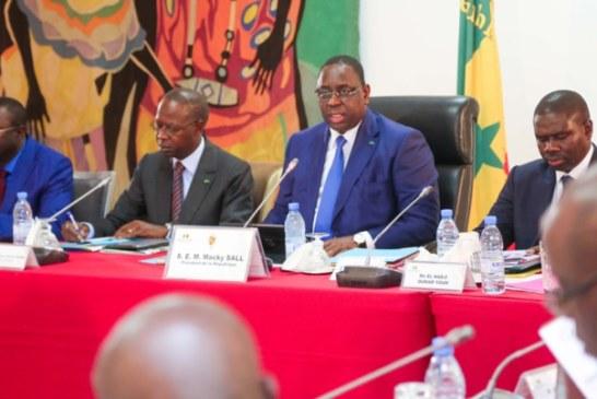 LES NOMINATIONS EN CONSEIL des ministres du lundi 30 Octobre 2017