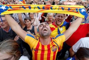 INDÉPENDANCE DE LA CATALOGNE: les dirigeants européens soutiennent Rajoy