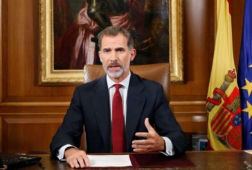 FELIPE VI : Les dirigeants catalans se sont placés «en marge du droit et de la démocratie»