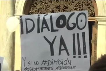 CRISE EN CATALOGNE : Les Espagnols manifestent pour «le dialogue» et «l'unité»