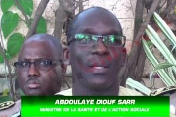 ZIGUINCHOR: Abdoulaye Diouf Sarr au chevet d'un système malade