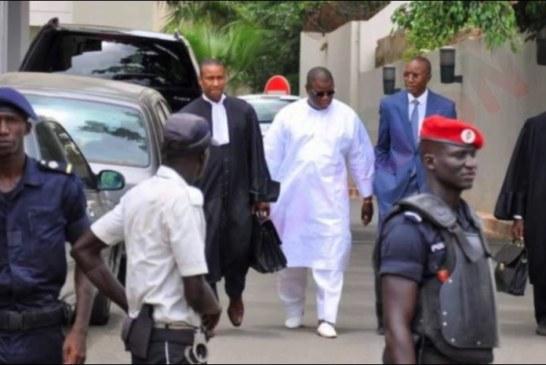 JUSTICE: Baldé livre au procureur d'une juridiction…«Politique»?
