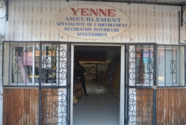 MAGASIN YENNE