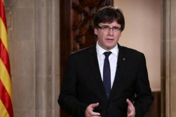 CATALOGNE : Carles Puigdemont et ses conseillers se sont rendus à la police belge