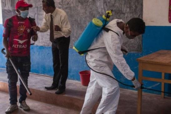 L'OMS craint une épidémie de peste à Madagascar