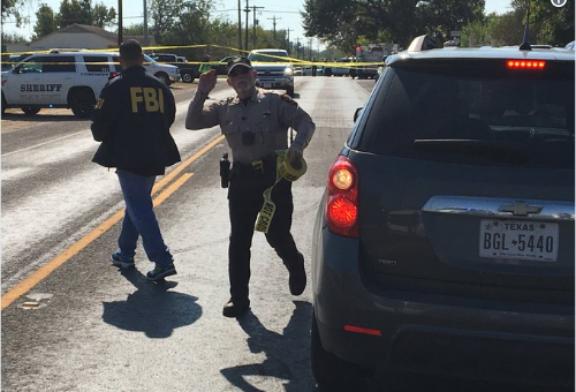 UNE FUSILLADE dans une église du Texas fait au moins 20 morts
