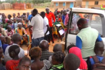 LUTTE CONTRE L'INEGALITE EN MILIEU SCOLAIRE: Plus de soixante douze mille élèves chausses par la FDK en Casamance