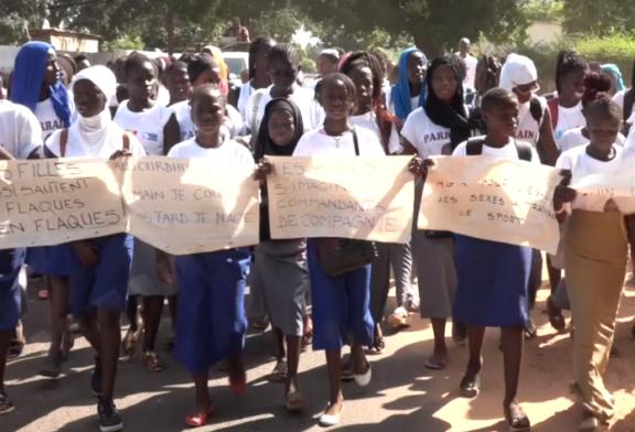 BIGNONA: L'éducation des filles au menu