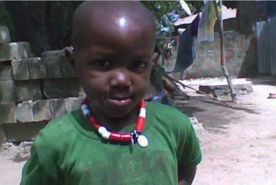 BIGNONA: La disparition d'un enfant de deux ans plonge la ville dans la consternation