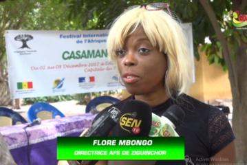 ZIGUINCHOR : La « Casamance en scène » en scène pour une semaine
