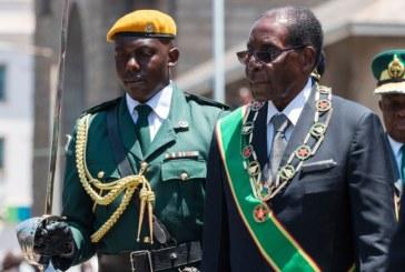 ZIMBABWE : Mugabe fait sa première apparition publique depuis le coup de force militaire
