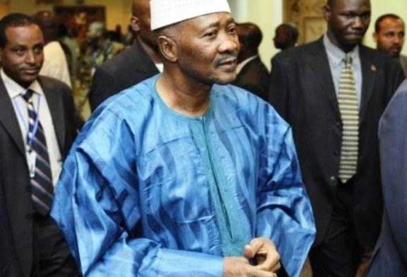 MALI: L'ancien président Amadou Toumani Touré de retour à Bamako