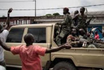 CONGO-BRAZZAVILLE: ACCORD DE CESSEZ-LE-FEU ET DE CESSATION DES HOSTILITÉS SIGNÉ DANS LE POOL