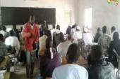 BIGNONA: Les enseignants sensibilisés sur les dangers des mines
