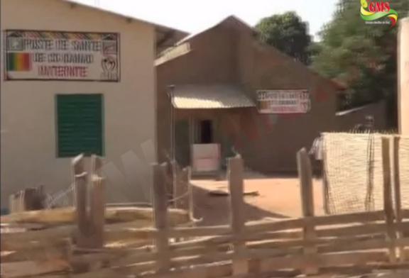 BIGNONA: Le conseil départemental «sécurise» le poste de sante de COUBANAO