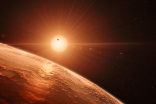 ESPACE: les 7 planètes de Trappist-1 commencent à livrer leurs secrets