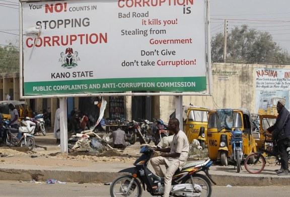 LE JUGE ANTI-CORRUPTION du Nigeria accusé de… corruption