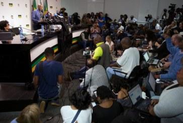AFRIQUE DU SUD: Dans l'attente de l'annonce du départ de Jacob Zuma