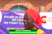 BIGNONA : Les femmes, capacitées pour mieux faire face à leurs responsabilités